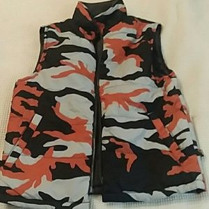 Other - Camo vest